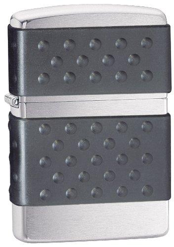 Zippo Lighter - Mechero, color cromo cepillado 8