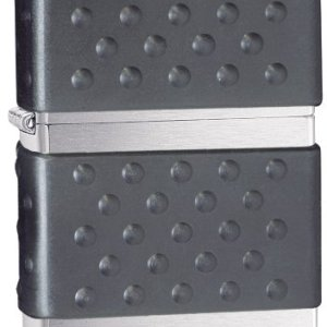 Zippo Lighter - Mechero, color cromo cepillado 2