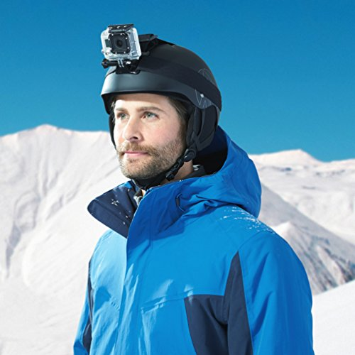 AmazonBasics Head Strap Camera Mount for GoPro 1