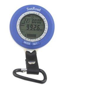 Embolsarse Barómetro De Pesca Digital Con Altímetro 6