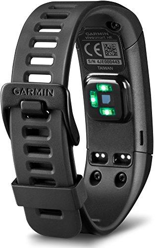 Garmin vívosmart® HR - pulsera de actividad con pulsómetro integrado Garmin Elevate 1