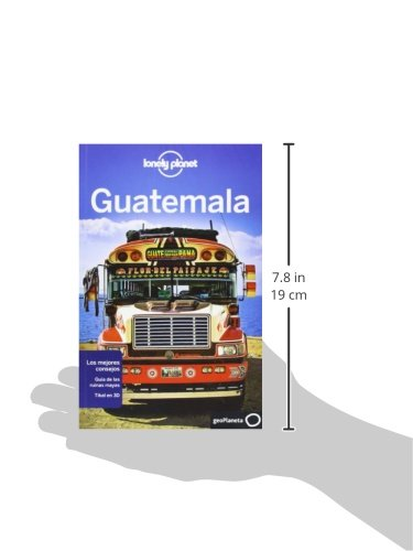 Lonely Planet Guatemala (Travel Guide) (Spanish Edition) 2