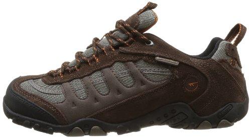 Hi-Tec Penrith Low Wp O002868052 - Zapatos de cuero para hombre, color gris, talla 40 2