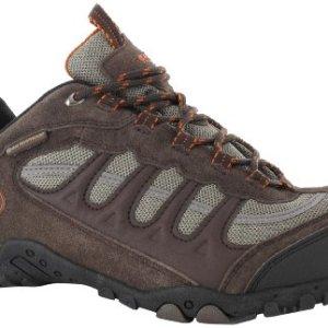 Hi-Tec Penrith Low Wp O002868052 - Zapatos de cuero para hombre, color gris, talla 40 12