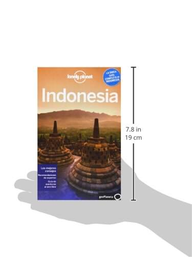 Lonely Planet Indonesia (Travel Guide) (Spanish Edition) 2