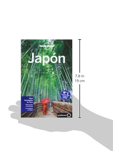 Lonely Planet Japon (Travel Guide) (Spanish Edition) 2