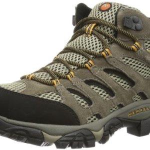 Merrell MOAB MID GTX J86901 - Zapatillas de senderismo de cuero para hombre 2