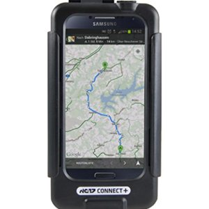 NC-17 Connect Plus Samsung Galaxy S5 with Easy Charger IPX 5/Splash Proof Bike Mount - Black 7