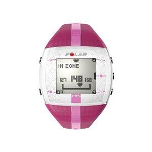 Polar FT4 - Reloj con pulsómetro e indicador de calorías consumidas para fitness y cross-training 12