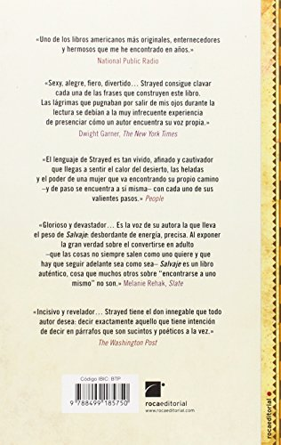 Salvaje (Spanish Edition) 1
