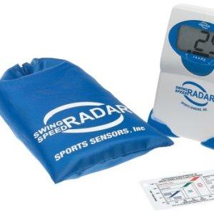 Sports Sensors Swing Speed Radar 4