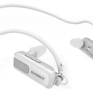 Sunstech Triton - Reproductor de MP3, resistente al agua, (4 GB de capacidad), color blanco 9