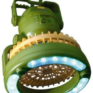 ADAC 70064 Lampe pour tente 18 LED 17 x 20 x 17 cm 5