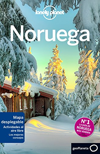 Lonely Planet Noruega (Travel Guide) (Spanish Edition