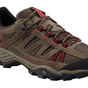 Columbia NORTH PLAIN WP - Zapatos de senderismo de material sintético hombre 2