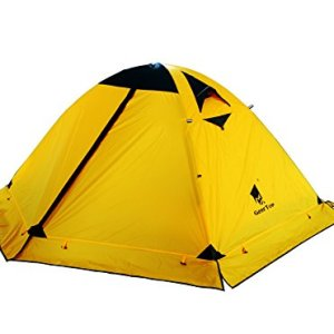 GEERTOP® 4-season 2-person Waterproof Dome Backpacking Tent For Camping, Hiking, Travel, Climbing - Easy Set Up 5