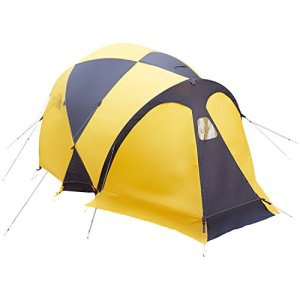 The North Face Bastion 4 Expedition Tent Summit Gold/Asphalt Grey 2
