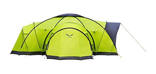 Salewa Alpine Lodge Vi+ Tent - Tienda de campaña, color verde, talla única 6