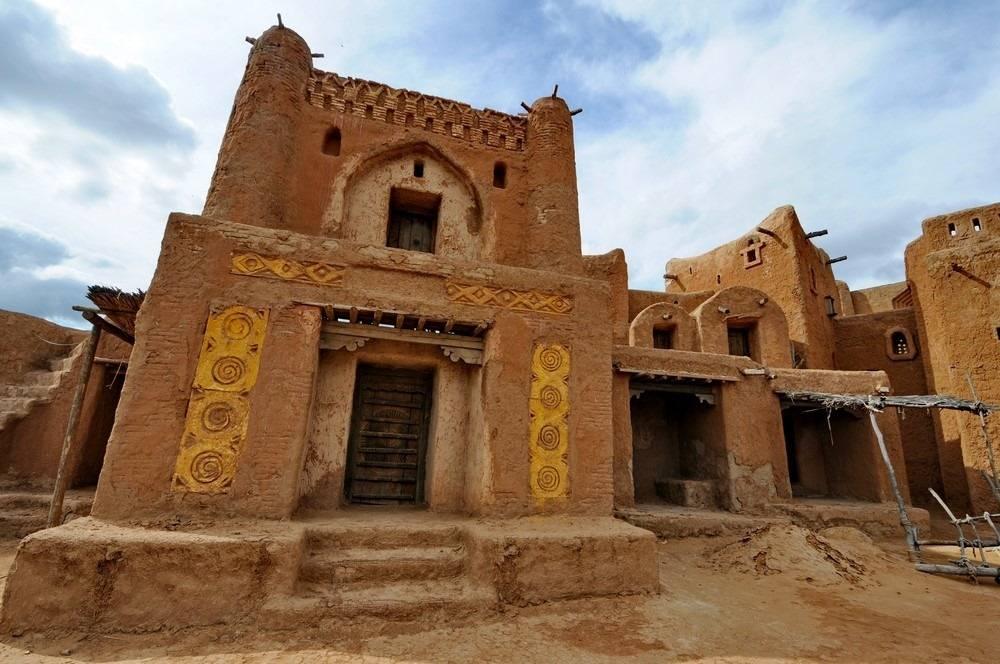 Sarai Batu la reconstruida ciudad capital de la Horda de Oro