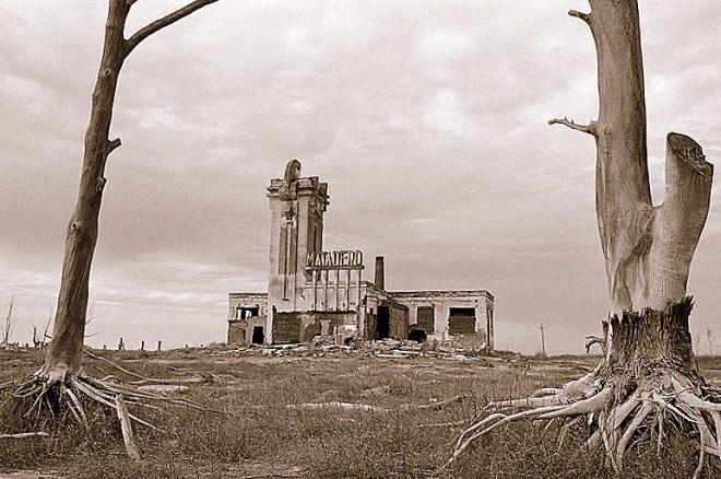 Apocalipsis ahora, Villa Epecuén, Buenos Aires, Argentina