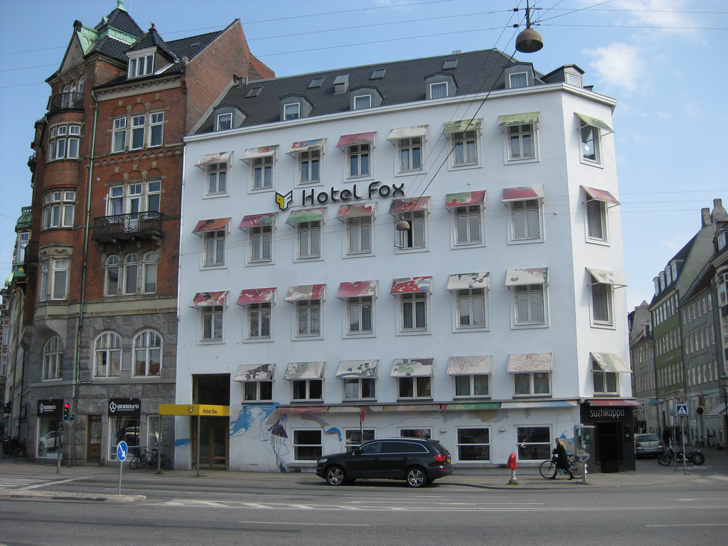 Hotel Fox en Copenhague