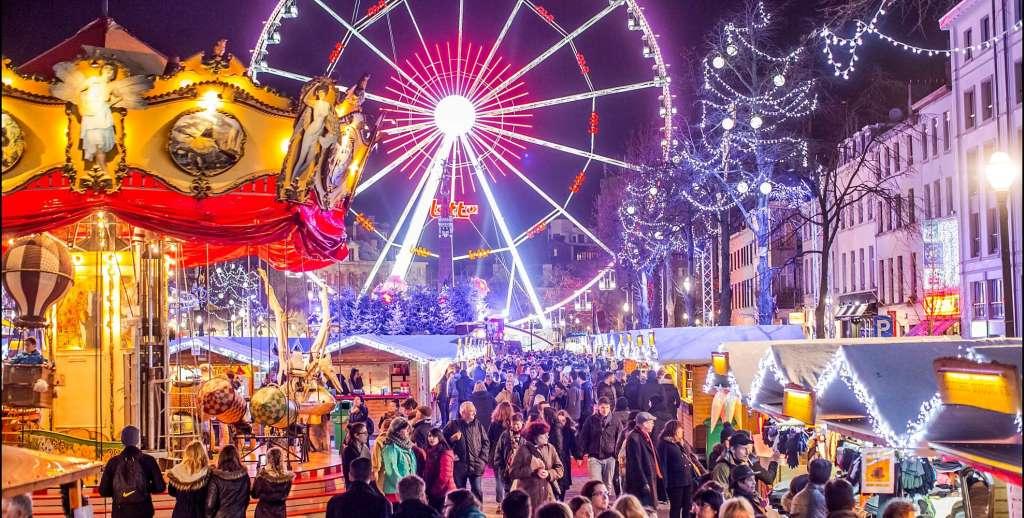 Mercado Navideño de Bruselas