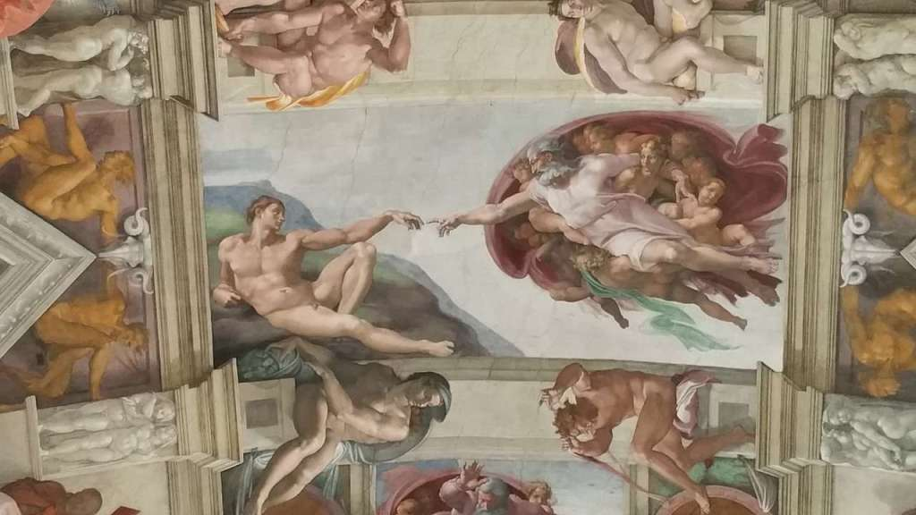 Capilla Sixtina - Viajar por Italia