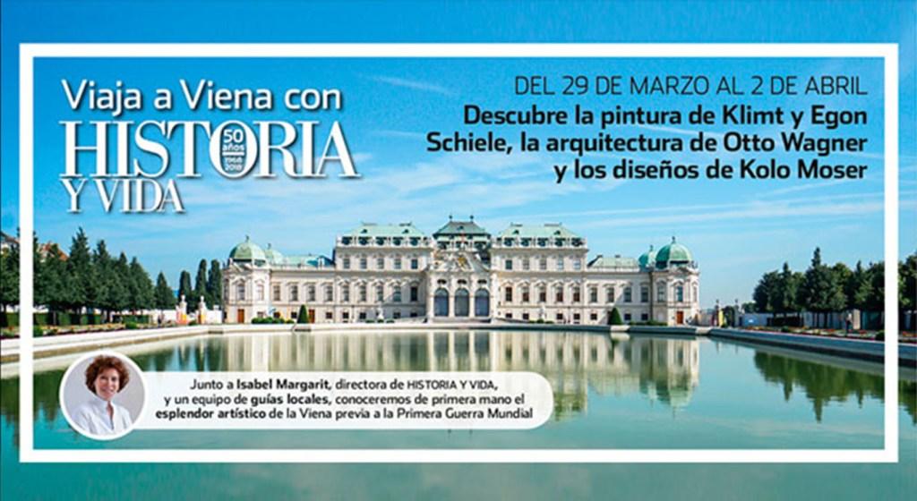 Viaja a Viena con Historia y Vida (Viaje)