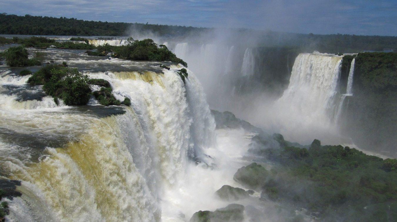 América del Sur poder