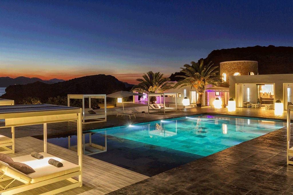 Isla Tagomago, Ibiza