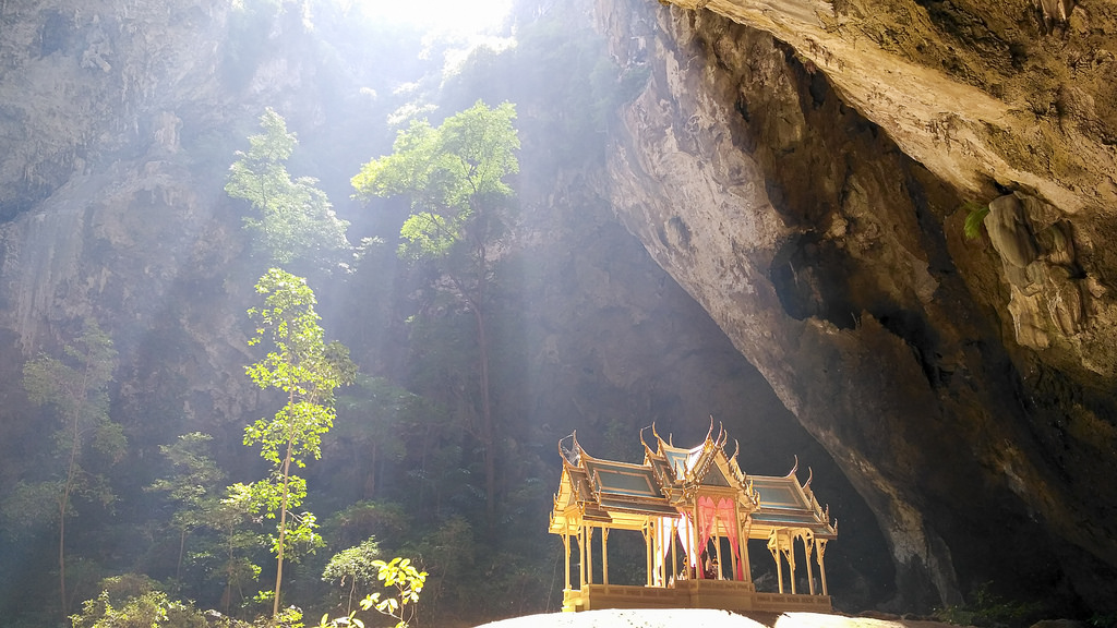 Phraya Nakhon: Una Cueva De Cuento En Tailandia