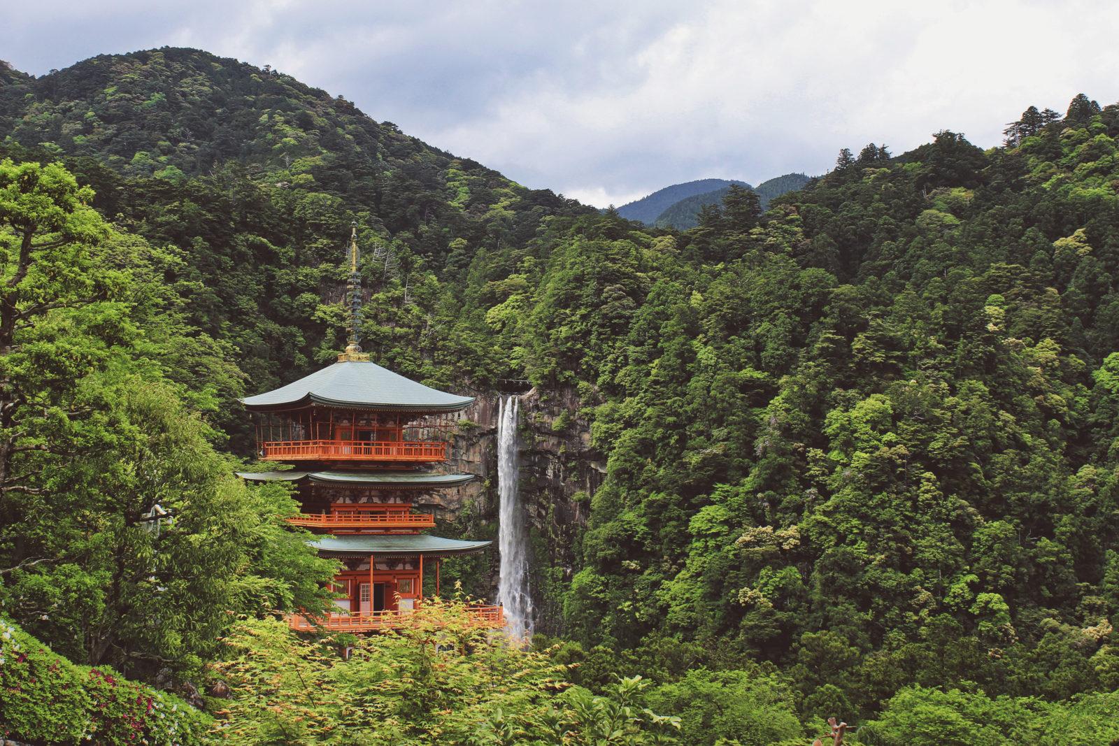 Templo Nachi Taisha