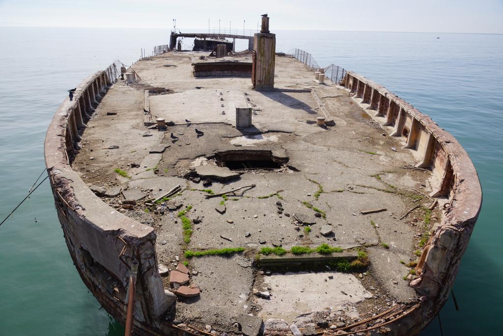 Barcos de hormigón