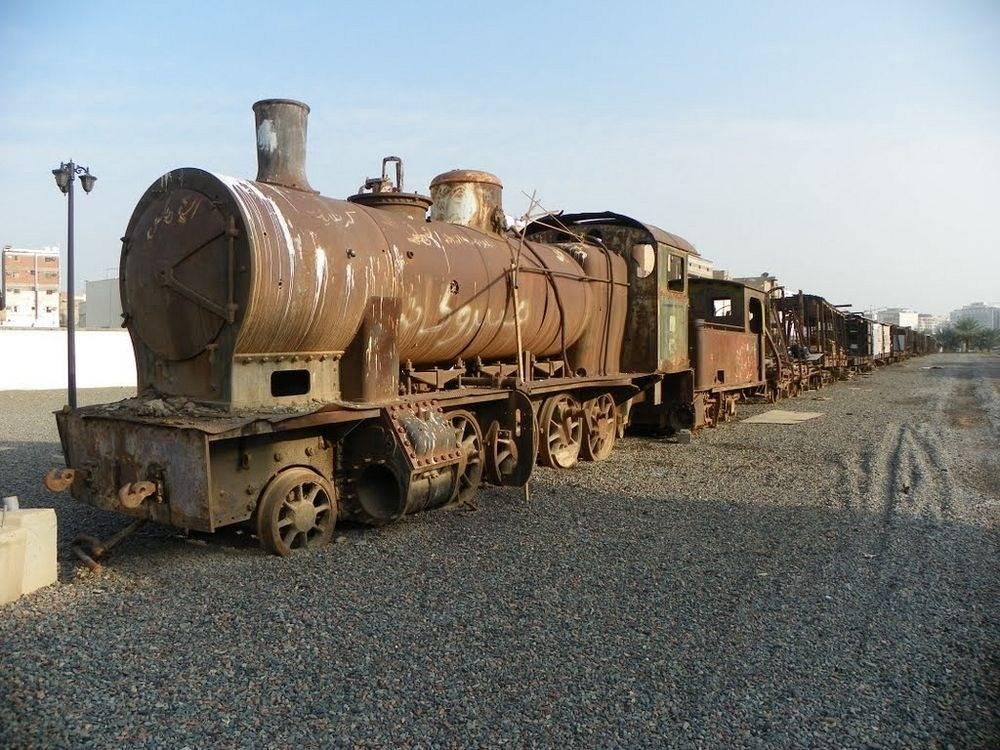 Saudi Arabia's Abandoned Hejaz Railway