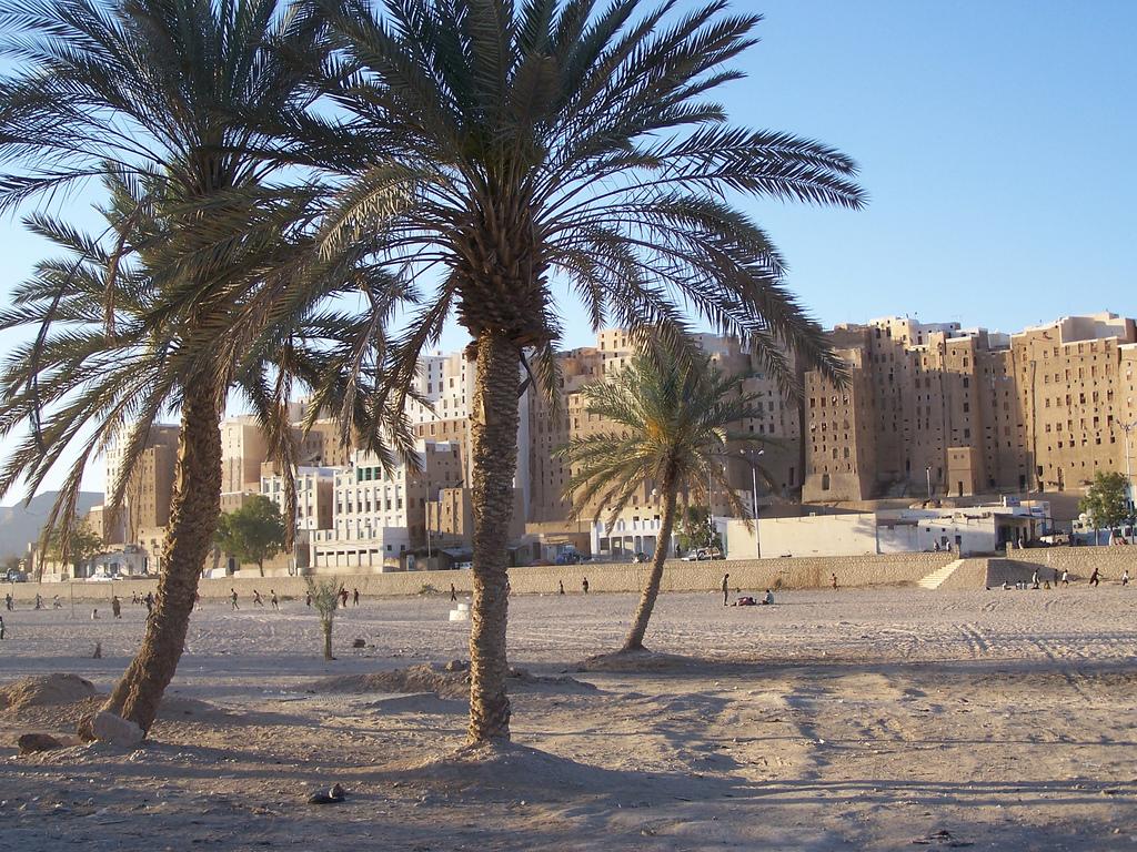 SHIBAM, HADHRAMAUT