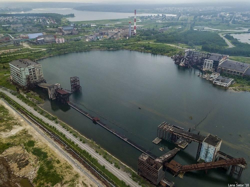 Berezniki: La ciudad rusa tragada por sumideros 7