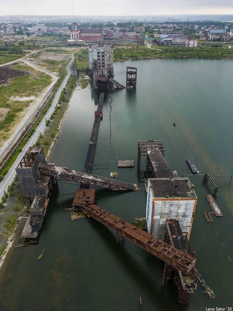 Berezniki: La ciudad rusa tragada por sumideros 6