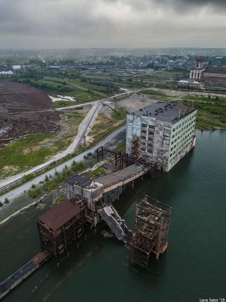 Berezniki: La ciudad rusa tragada por sumideros 5