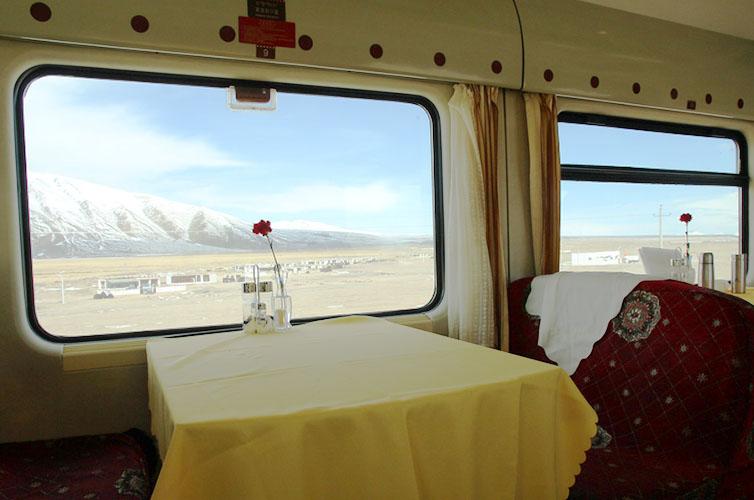 Bĕijīng a Lhasa Express