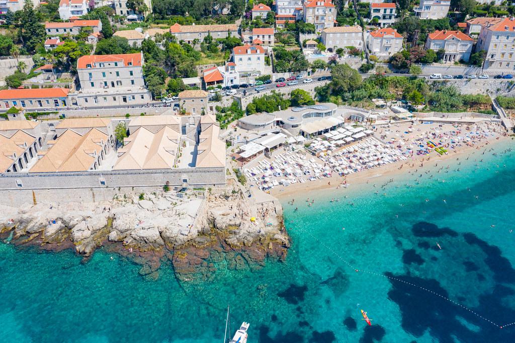 Los lazzarettos de Dubrovnik, Croacia (Barrios de Cuarentena) 7