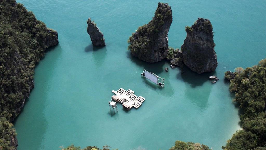 Cine del archipiélago: El cine flotante de Tailandia 1