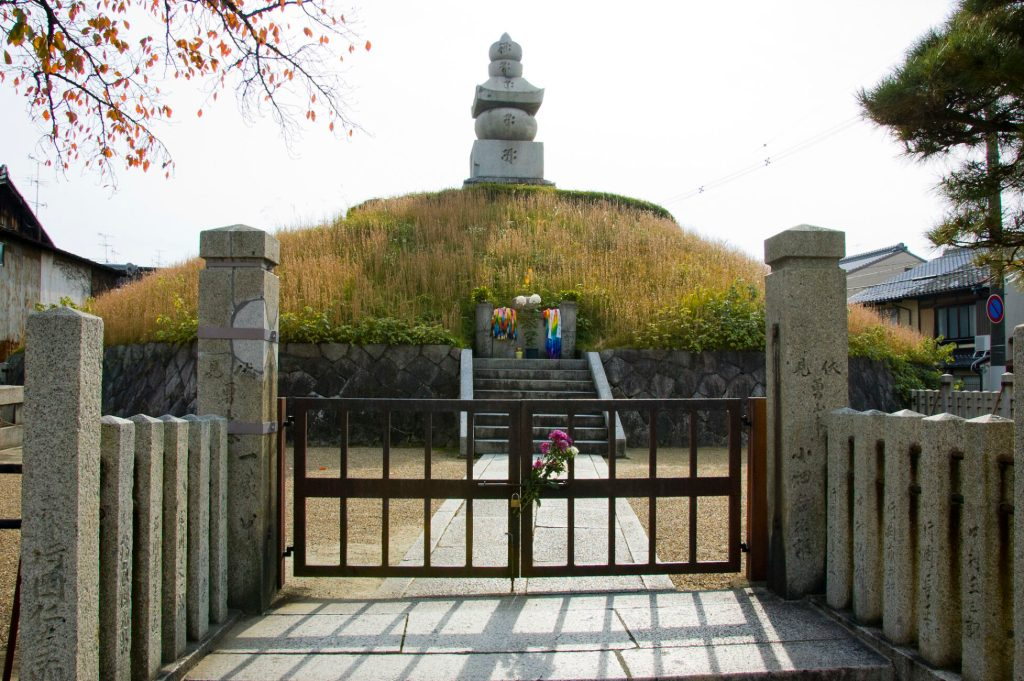 Mimizuka: El lugar de enterramiento de miles de narices 1