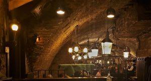 Restaurante en sótano en Viena