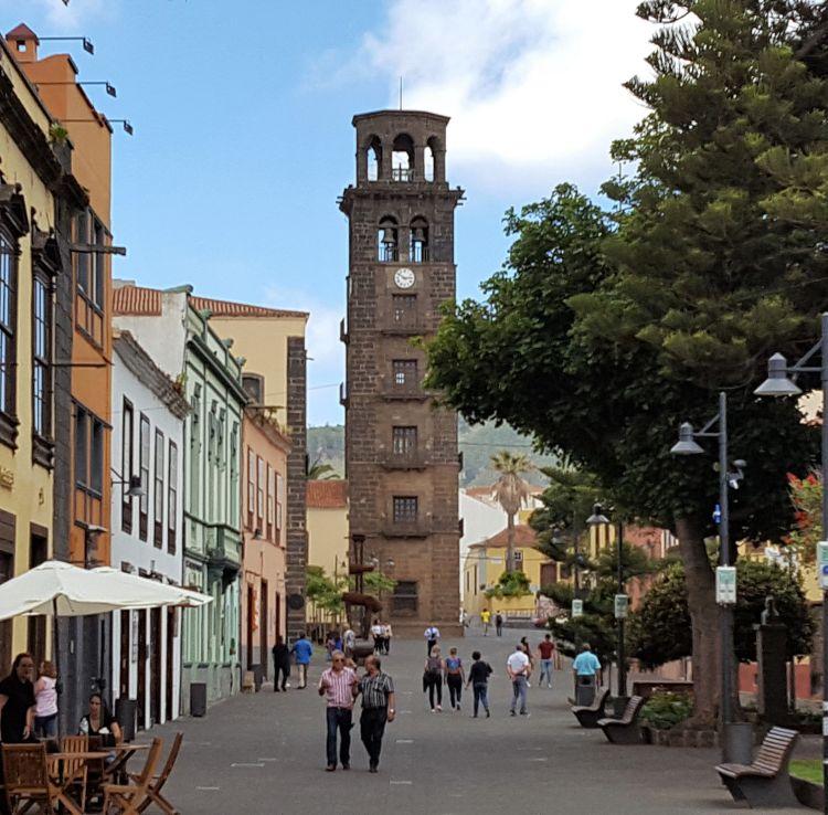 Torre de la Concepción, La Laguna