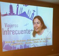 Vídeo para la presentación del libro Viajeros Infrecuentes