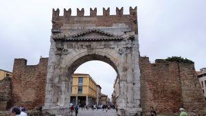 Rimini - Arco de Augusto