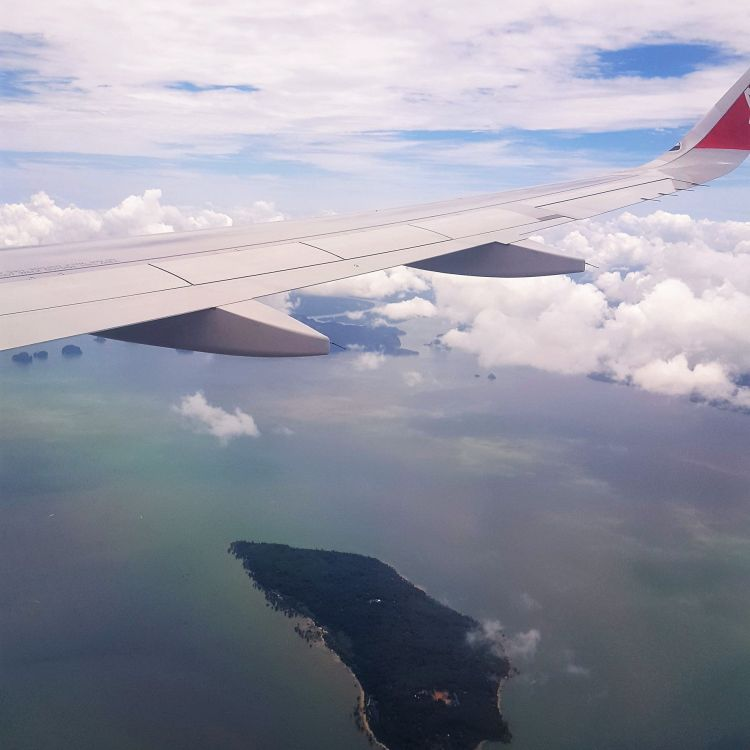 Miedo a volar - entrada de Viajeros Infrecuentes