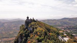 San Marino Torre Cesta