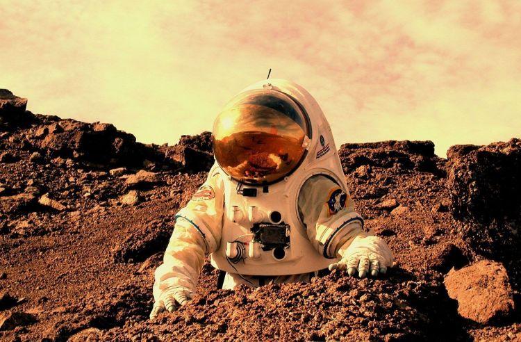 Misión para Viajar a Marte