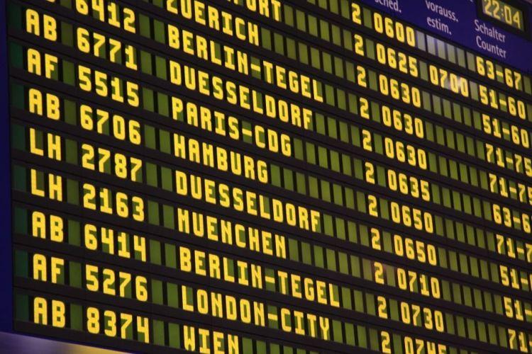 Mejores aeropuertos del mundo